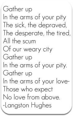 Langston Hughes poem DREAMS seems like a simple poem, yet it ...