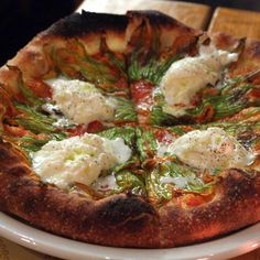 Best Pizza Places in the U.S.: Pizzeria Mozza in Los Angeles