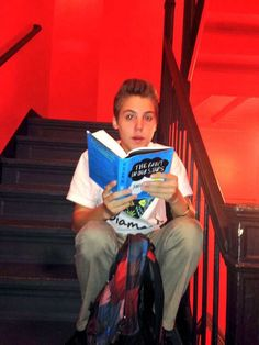 This is literally the best combination ever. Matt and TFIOS.