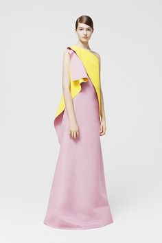 Roksanda Ilincic Resort 2015 - Review - Vogue