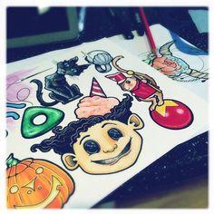 Take a hike✨ Coraline Tattoo, Coraline Drawing, Disney Pop, Arte Disney, Disney Tattoos, Tattoo Drawings, Art Drawings, Desenho Tattoo, Badass Tattoos