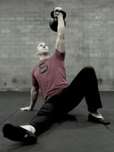 The Get Up: Why It's My Favorite Exercise   Breaking Muscle