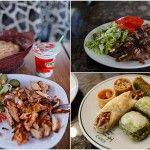 Турецкая кухня: Званый ужин по-турецки. Если Вы хотите организовать званый ужин в турецком стиле, то обратите свое внимание первым делом на закуски и салаты. Салат из баклажанов-гриль, жареные морковные шарики, салат из белой фасоли и многое другое сможет порадовать гастрономический вкус ваших родных. Мы же предложим приготовить вам блюдо «езме».