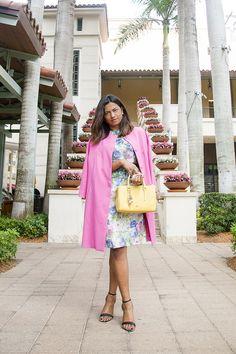 Jeitos mais descolados de usar peças pink: Casaco cor-de-rosa