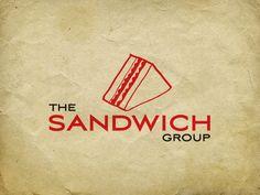 Resultado de imagem para Sandwich logo Logos, Logo Branding, Branding Design, Logo Design, Graphic Design, Sandwich Bar, Sandwiches, Food To Go, Food Packaging