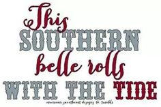 This Southern Belle Rolls With The Tide Alabama Football Shirts, Crimson Tide Football, Alabama Crimson Tide, College Football, Nick Saban, University Of Alabama, Alabama College, Thing 1, Down South