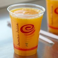 Jamba Juice Fresh-Squeezed Orange Juice