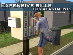 Customize your hoods economy having a separate billing system for your apartments and your houses!