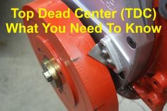 Top Dead Center (TDC) for any internal combustion engine refers to the point when the piston is at the absolute top of its stroke. A piston can be at Top D Ls Engine, Engine Repair, Engine Rebuild, Small Engine, Truck Engine, Engine Swap, Car Repair, Motor A Gasolina, Garage Workshop Plans