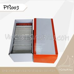 PB003--Marble Stone Sample Corrugated Box/Quartz Stone Sample Box Sample Box, Corrugated Box, Marble Stones, Quartz Stone, Display, Floor Space, Billboard