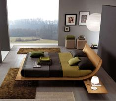 Platform Bed - contemporary - beds - mjengejp