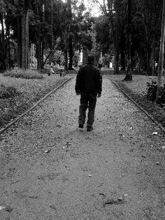 Parque da Luz - Por Nicole El Murr Assumindo o papel de flâneur, minhas fotografias tiveram um olhar mais humano. Procurei retratar a beleza de cada cena, que quase nos passam despercebidas pela pressa ou pelo agito da cidade grande, estando as figuras humanas contextualizadas nos ambientes, bastante movimentados.