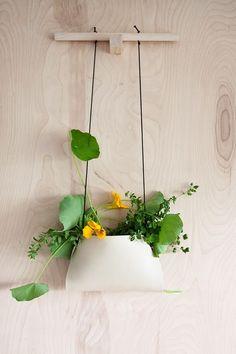 Hanging Planter | Doug Johnston and Debbie Carlos