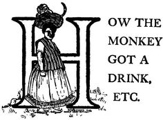 How the Monkey Got a Drink When He Was Thirsty - Brazilian Fairy Tales