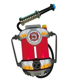 Look at this Super Fire Hose Backpack on #zulily today!