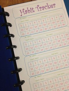 DIY Planner Pages by