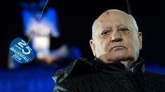 ... sowie der frühere sowjetische Staatschef Michail Gorbatschow.
