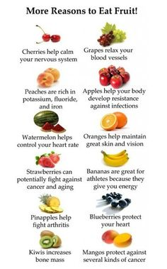 eat 2 - 3 servings of fruit each day (5-7 servings of veggies). approx .5 cups for serving. 1 cup for leafy green. BlondeRunner.com