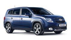 Tìm hiểu nhanh về Chevrolet Orlando