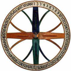 Graphic Game Wheel, Original Paint