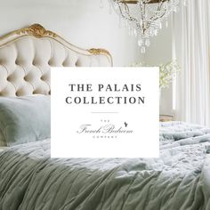 Welcome to the French Bedroom Company, award winning French furniture boutique. Explore our inspiring range of French beds and luxury bedroom furniture. Furniture Boutique, Luxury Bedroom Furniture, French Bed, French Furniture, Luxurious Bedrooms, Tutorials, Inspiration, Home, Style