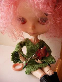 Rose, note dress, check out website for free patterns