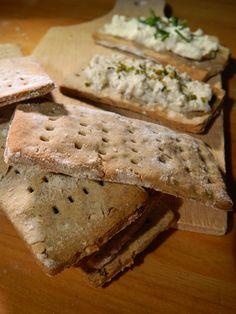 knäckebröd Finnish Cuisine, Sans Gluten, Gluten Free, Braided Bread, Naan, Breads, Cook, Baking, Recipes