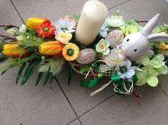 Svietnik veľkonočný zajko-70cm / anad333 - SAShE.sk - Handmade Dekorácie