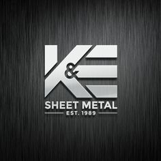 Create a simple, old school logo design for K