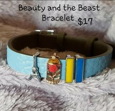 Keep Jewelry, Beauty And The Beast, Turquoise Bracelet, Belt, Bracelets, Leather, Accessories, Fashion, Belts