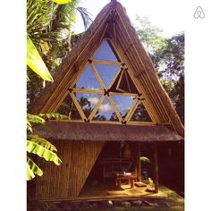 Eco Bamboo Indonesian Rental - Get $25 credit with Airbnb if you sign up with this link http://www.airbnb.com/c/groberts22