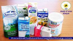 Leche dieta Dukan: leche desnatada (cantidad autorizada, tipos, etc)
