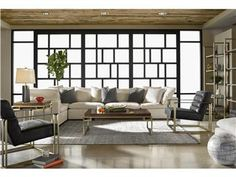 Universal Furniture   Modern   Hayworth Cocktail Table   644801
