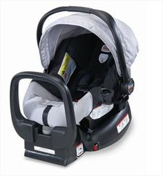 Britax Chaperone Infant Car Seat with 2 Bases    Price: $180.00