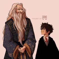 Potter Week no.6 Parental figure - ✨Albus Dumbledore!✨