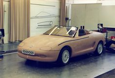 Concepts and prototypes : MGF during the MGA era - AROnline Mg Cars, Car Ins, Motor Car, Concept Cars, Jaguar, Wonders Of The World, My Design, Classic Cars, Weird