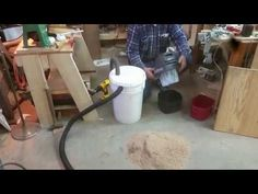 5 Minute Cyclonic Dust Collector - YouTube