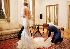 Blog OMG I'm Engaged - Vestido de Noiva Inbal Dror. Wedding dress.