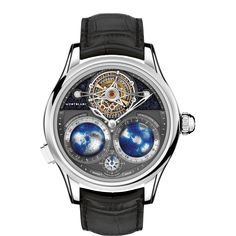 Tourbillon Cylindrique NightSky Geosphères Limited Edition - 18 pieces