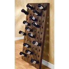 8 Creative Ideas for Making your Own DIY Wine Rack | Decor Snob Home Design, Grease, Wine Rack Inspiration, Riddling Rack, Unique Wine Racks, Vintage Wine, Vintage Ideas, Vintage Trends, Funny Vintage