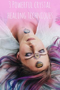 Looking for some summer friendly healing uses for your crystal collection? If you're like me and have designated crystals for your purse, car, bed and altar you'll love these three healing techniqu…