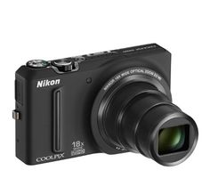 Nikon COOLPIX S9100 12.1 MP CMOS Digital Camera with 18x NIKKOR ED Wide-Angle Optical Zoom Lens and Full HD 1080p Video (Black) > Price: $329.00 > Sale: $249.00 > Click on the image for details and offers.