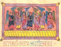 Beato de San Miguel de Escalada (945)