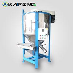 Resin Color Mixing Blender Plastic Granule Pvc Mixer Machine Vertical