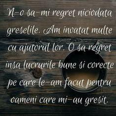 An Nou Fericit, My Person, Motto, Cool Words, Spirituality, Inspirational Quotes, Faith, Humor, Feelings