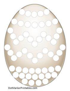 easter dot to dot printables   Easter Printables