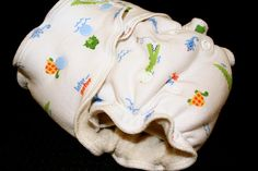 Very Baby One Size Fitted Diaper Pattern by verymom, via Flickr