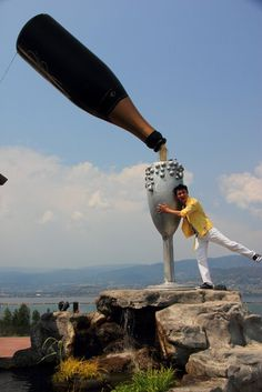 Summerhill Pyramid Winery, City of Kelowna, British Columbia