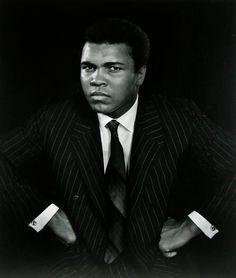 Muhammad Ali - Portraits by Yousuf Karsh