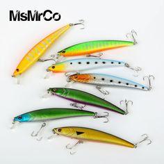 1PCS super quality 4 color 10.3cm road sub Minnow 11g artificial lure bait hard bionic wobblers lifelike 3D eyes fishing tackle **